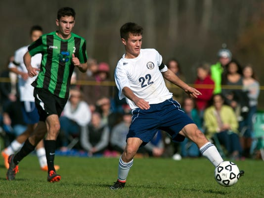 Colchester vs. Essex Boys Soccer 10/25/14