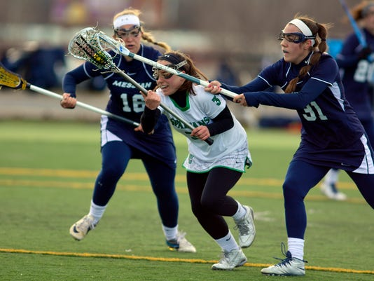 PHOTOS: Messiah College vs York College women's lacrosse