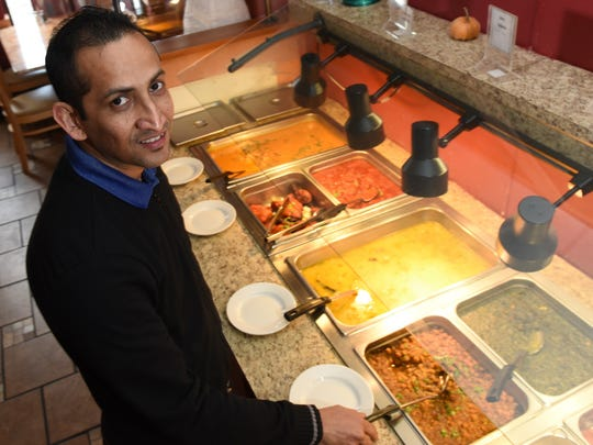 David Kerani is the owner of India Cafe, 815 Wayne Ave., Chambersburg. Kerani is part of the growing Asian American population that is growing nearly as fast as the Latino population in Franklin County.