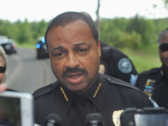 Former Jackson Police Chief Lee Vance to become Hinds County sheriff.