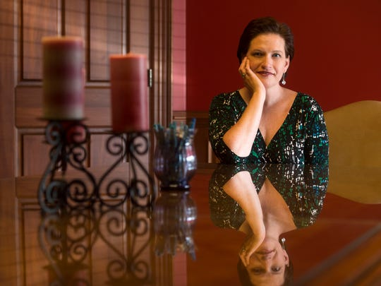 """It was exactly eight days before my 40th birthday when they said I was cancer free and all my treatments were done. It was the best 40th birthday present I've ever had,"" said Vanessa Hirschhorn"
