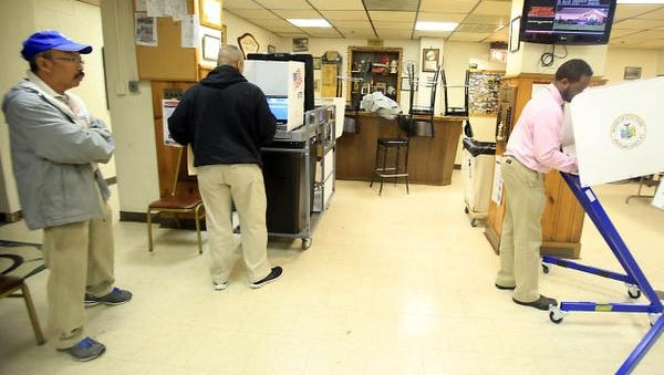 Turnout was heavy during Ramapo's Sept. 30 referendum.