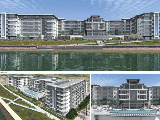 Plans for more than 1,000 luxury apartments on Tempe