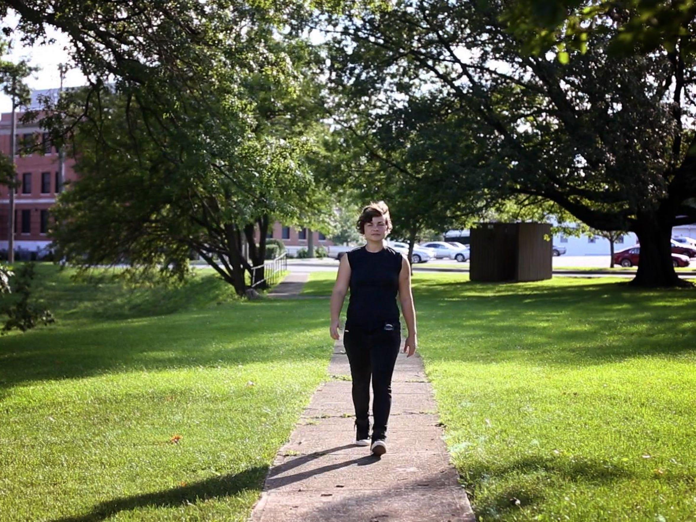 erica walking2
