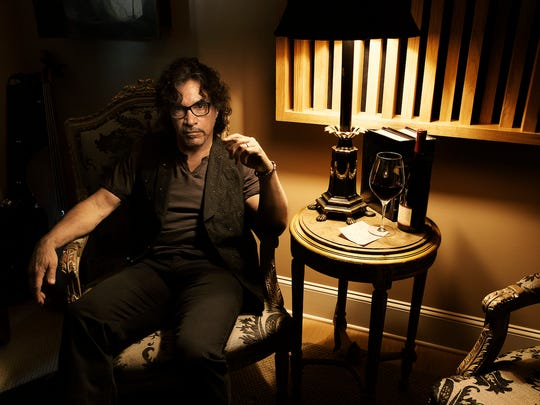 John Oates, half of the megaselling act Hall & Oates, swings by the Meyer Theatre on Friday night for a solo show that will feature the duo's songs, his material as well as the kind of music that has inspired Oates.