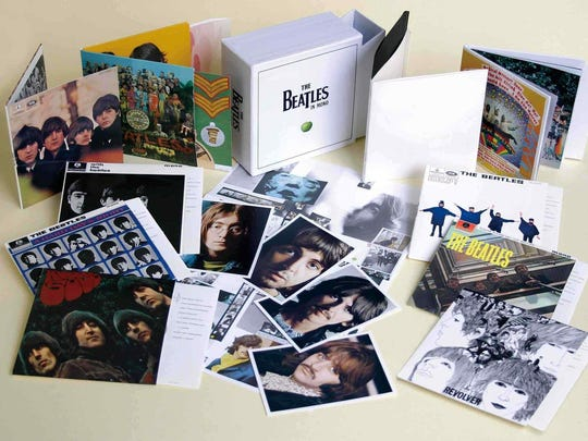 """Everything old is new again with the majestic """"The Beatles in Mono"""" vinyl box set, a historic collection that takes fans back in time."""