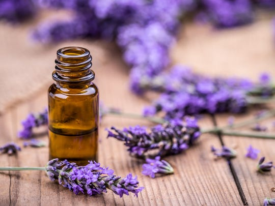 Lavender oil may help reduce anxiety.