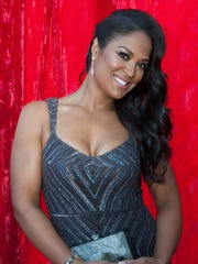 Laila Ali, 37, the daughter of boxer Muhammad Ali comes to Detroit on Friday to speak at the American Heart Association's Go Red For Women luncheon.