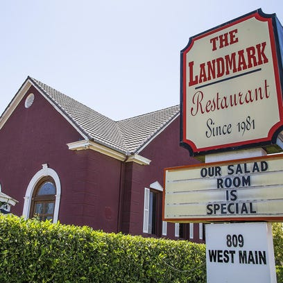 The Landmark Restaurant in Mesa, owned by Candy and