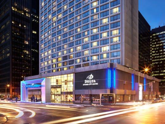 Marriott Hotels In Ottawa