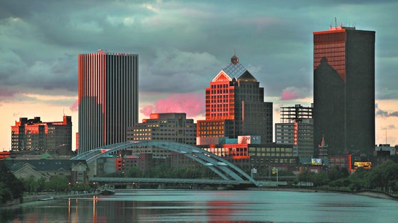 Who are the healthiest people in Rochester?