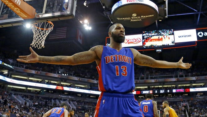 Marcus Morris says he wants to do something to make a statement.
