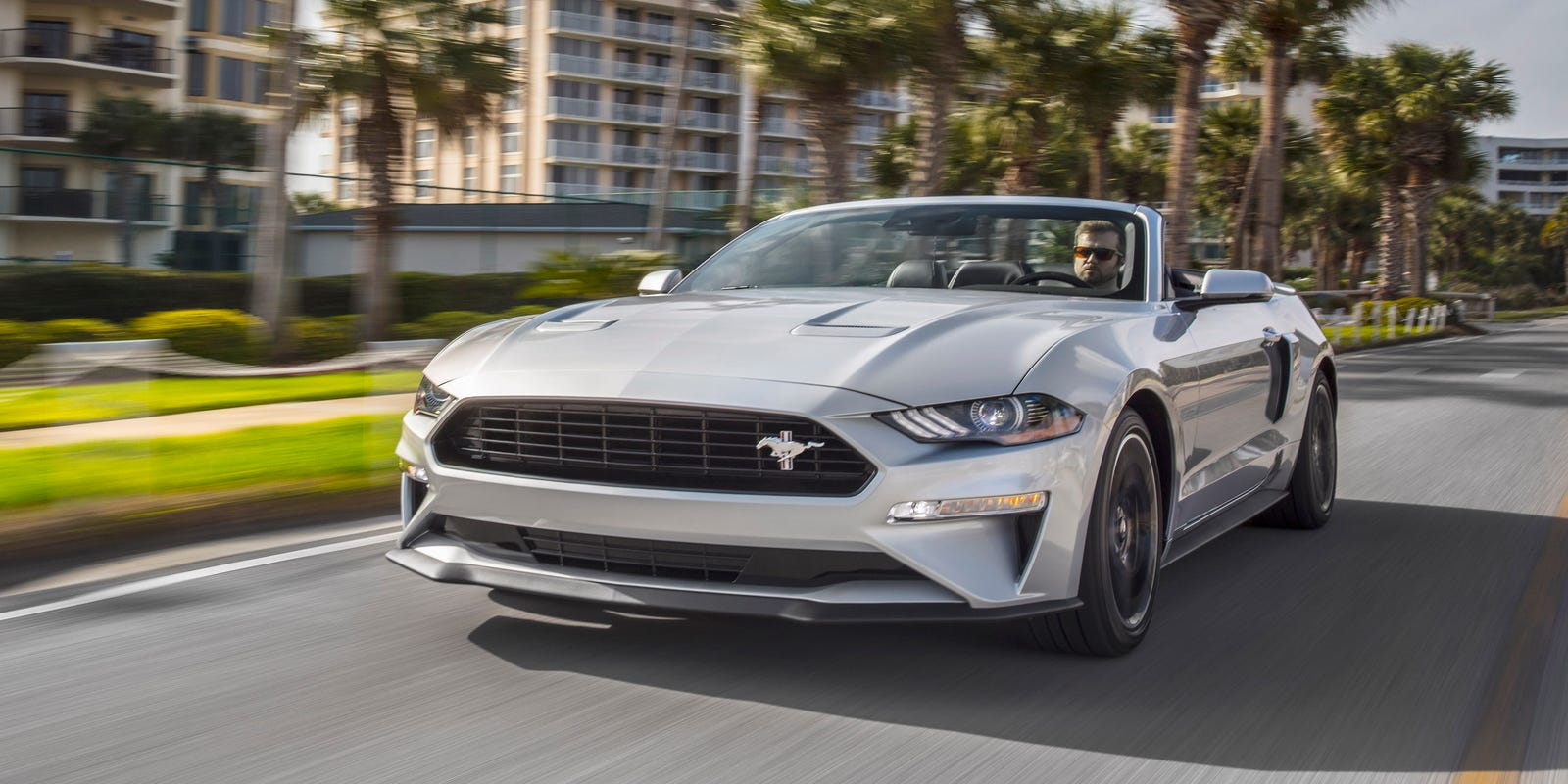 Mustang Gt California Special >> Mustang Gt California Adds Muscle To Lineup