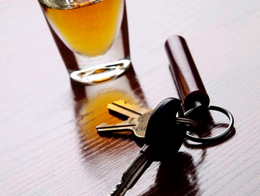 ALCOHOL drinking and driving