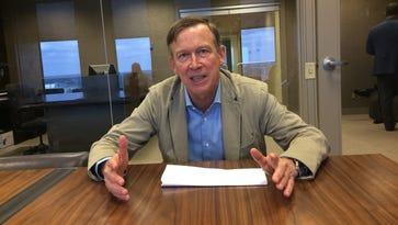 Kasich on Hickenlooper's trip to Iowa: 'No one goes there by accident'
