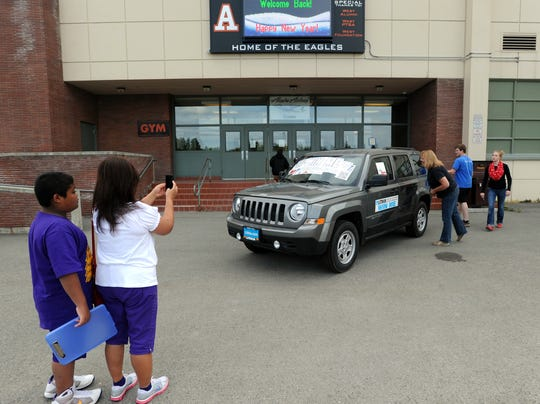 AP Drive For Perfect Attendance