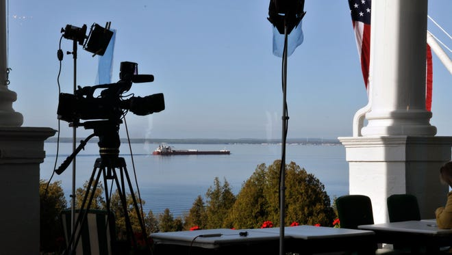 Watch the action at the Grand Hotel during the 2017 Mackinac Policy Conference.
