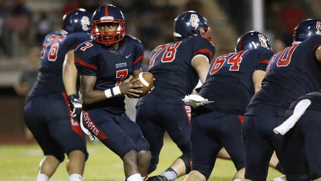 Here is a look at five intriguing football games Friday night in Arizona (all games at 7 p.m.):
