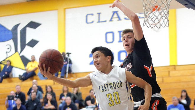 Balboa City defeated Eastwood Friday afternoon in the McDonald's Classic Basketball Tournament at Eastwood High School.