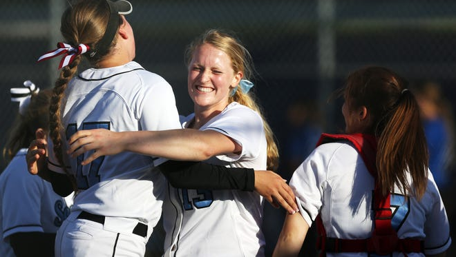 Katie Donovan was a star for South Salem before pitching Utah into this year's NCAA tournament.