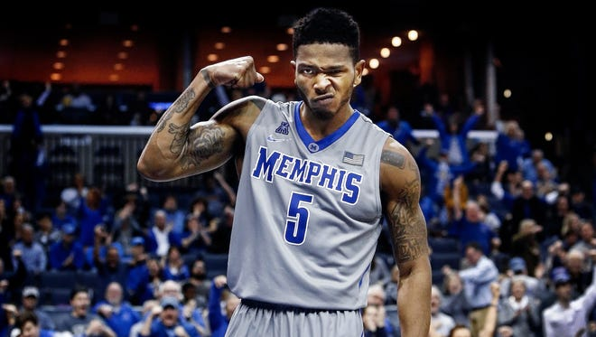 Guard Markel Crawford set career highs in scoring, minutes, rebounds and 3-point field-goal percentage for Memphis in 2016-17 before moving on to Ole Miss as a graduate transfer.