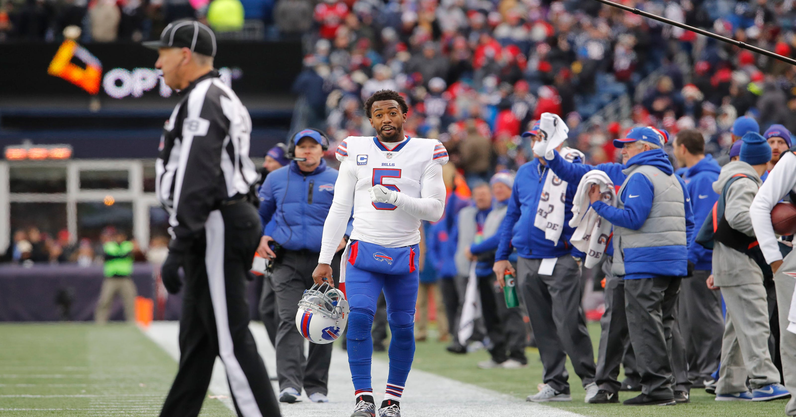 Heres Why Kelvin Benjamins Touchdown Was Overturned In The Bills