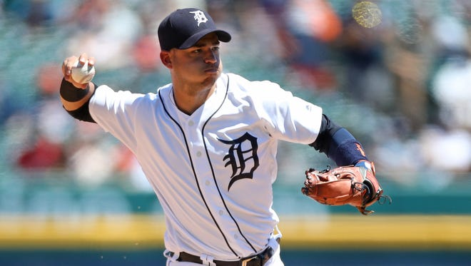 Shortstop Jose Iglesias' name has popped up in the MLB trade deadline rumor mill.