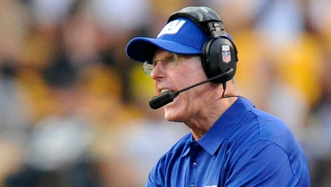 Tom Coughlin's Giants have missed the playoffs in five of the last six seasons. The one postseason appearance culminated with a Super Bowl win.
