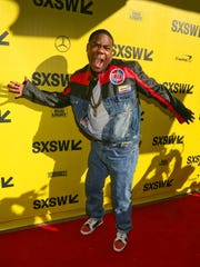 "Tracy Morgan was at the world premiere of the ""The"