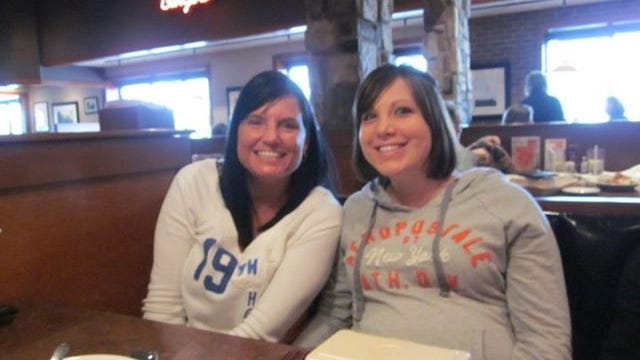 In 2011, Sara Martindale (left) reconnected with Rachel, the daughter she placed for adoption in 1988.