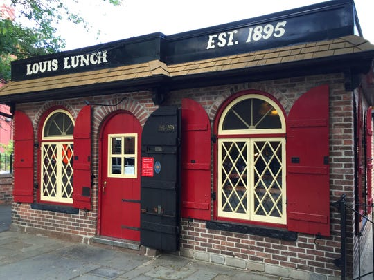 Louis Lunch, a longtime eatery in New Haven, Conn., was recognized by the Library of Congress as the U.S. birthplace of the hamburger.