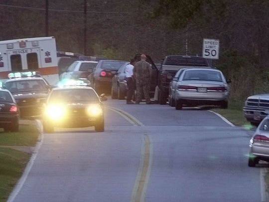 Spartanburg County Sheriff's deputies and investigators