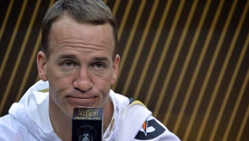 Peyton Manning has a 1-2 record in the Super Bowl