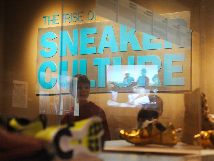 """The Rise of Sneaker Culture"" explores the athletic"