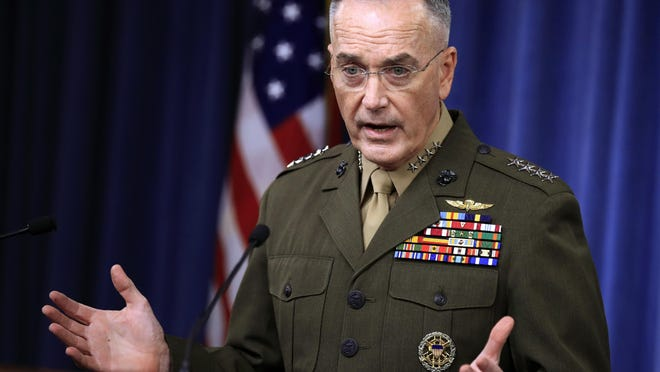 Former Joint Chiefs of Staff Chairman Gen. Joseph Dunford Jr., who grew up in Quincy, is scheduled to headline an annual fundraising event to honor more than 500 Archdiocese of Boston priests.