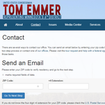 Emmer can't ignore those who his bills impact
