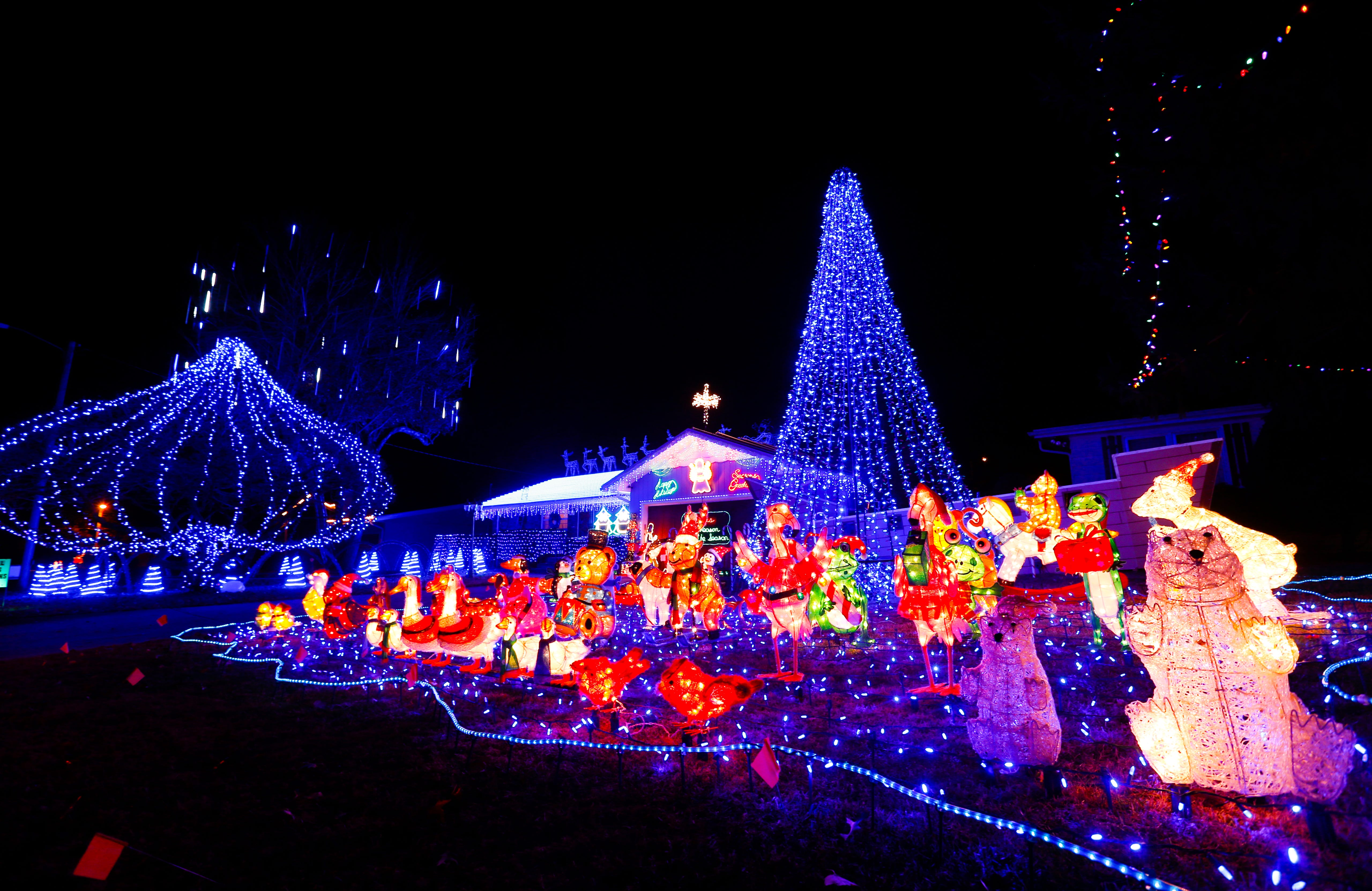 SPRINGFIELD NEWS LEADER. Where To Find The Best Christmas Lights Displays  ... Photo Gallery