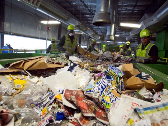 Republic Services encourages Arizona residents to refer to their city's specific recycling procedures in order to avoid contamination from occurring at the plant, which often happens when electronics are recycled.