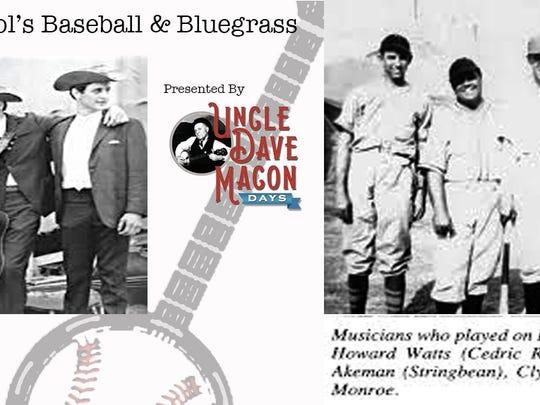 Central Magnet School's Baseball & Bluegrass fundraiser is set to kick off Dec. 10.