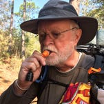 Pensacola man tackles Appalachian Trail for 70th Birthday