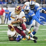 For Kirk Cousins, game was a family affair