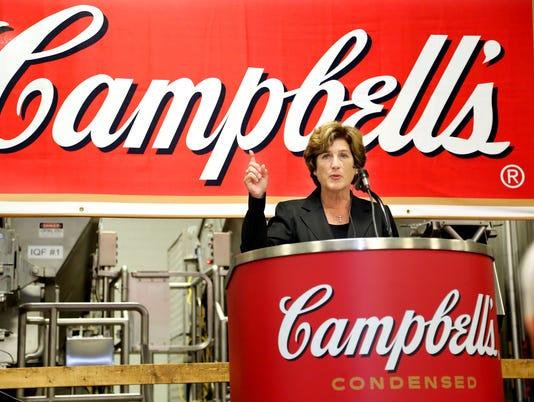 AP Campbell Soup