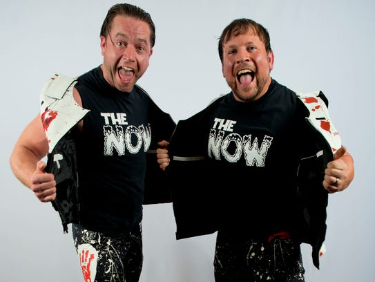 The Now – Vik Dalishus and Hale Collins