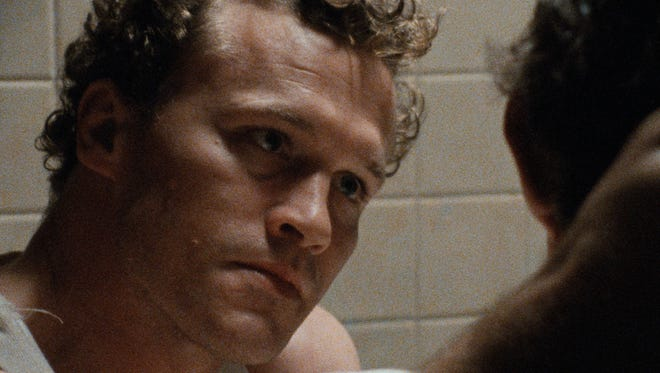 "Michael Rooker, seen in a scene from his breakthrough feature, ""Henry: Portrait of a Serial Killer"" (1986)."