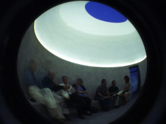 """KNIGHT RISE"": 7380 E. Second St. (Scottsdale Civic Center Mall) 