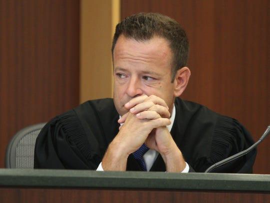 Roderick Washington appears in court Thursday June