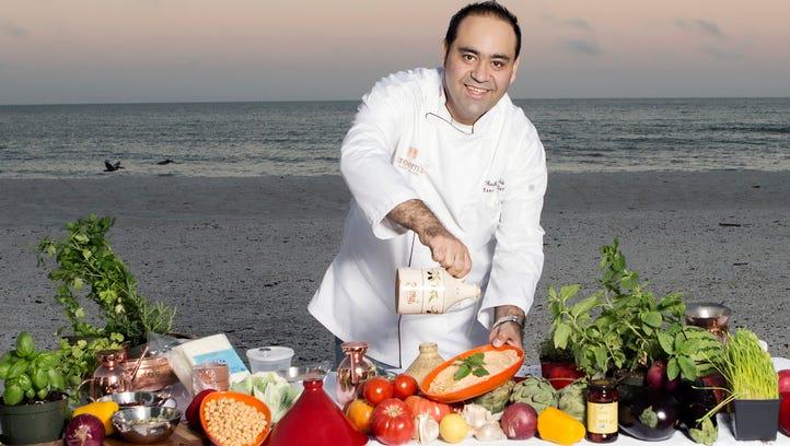 Chef Rachid Eido will be opening Kareem's Lebanese