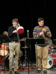 Students from Wausau Newman High School participated in past Wausau Area Jazz Fests. Newman students will perform again at the event this weekend.