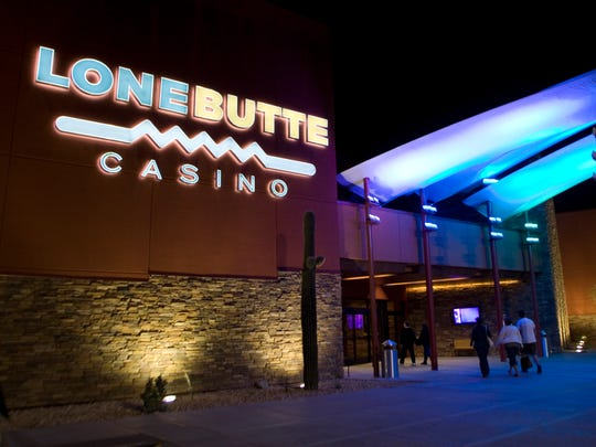 Lone Butte Casino | This property doesn't have a hotel, but it does have 24 table games with limits of $5 to $1,200, including blackjack, poker and more; more than 800 slot machines; and a 750-seat bingo hall.