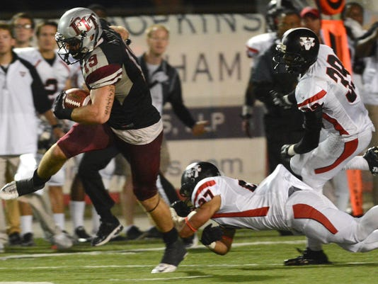 College Football: Florida Tech vs. Valdosta State